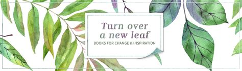 new year new leaf the hub 187 new year new you books at waterstones plus half