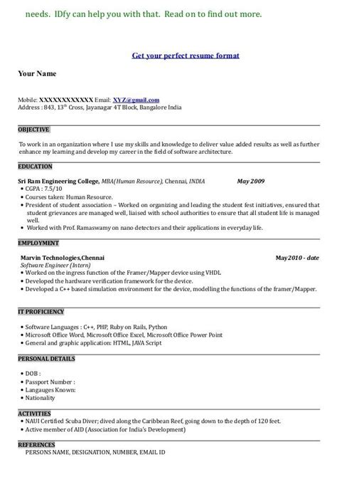 show me examples of resumes ppyr us