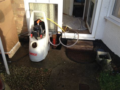 Flush Plumbing And Heating by Power Flush