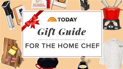 christmas gifts for home chefs 29 great gifts for the home chef in your today