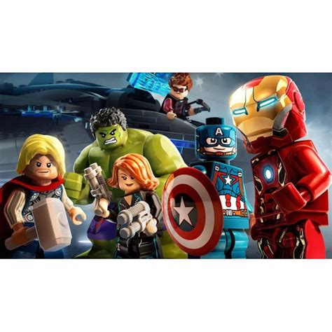 Kaset Ps 4 Lego Marvel Avangers lego marvel ps4 ozgameshop