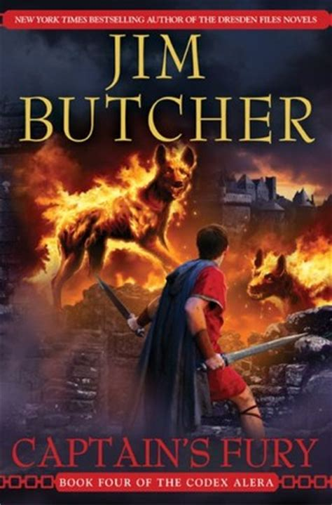 of fury books captain s fury codex alera 4 by jim butcher reviews