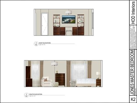 elevation of bedroom photoshop elevation laura jones design service bedroom