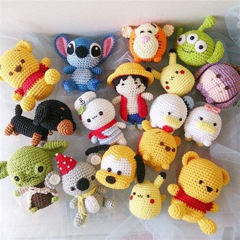 amigurumi disney best 25 disney crochet patterns ideas on