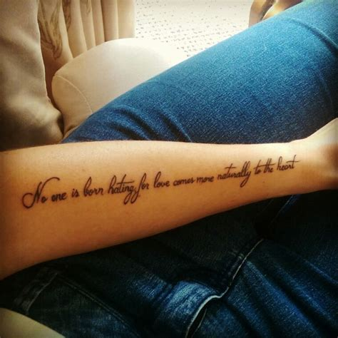 quotes about life tattoos on arm best 20 arm quote tattoos ideas on pinterest
