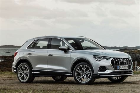 Audi Q3 New Model 2018 by New Audi Q3 In 2018 Parkers