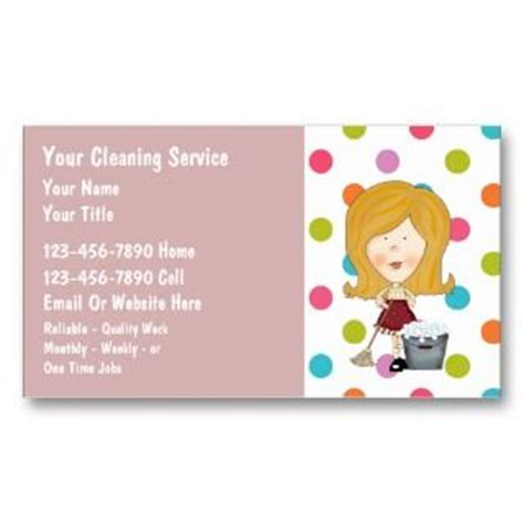 cleaning business cards templates free house cleaning business cards templates free template