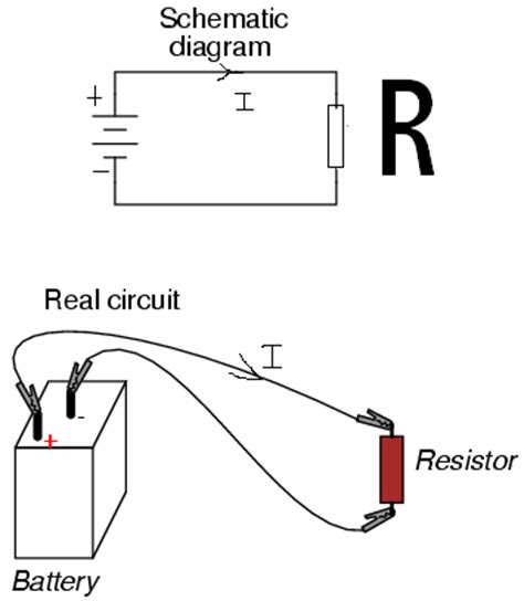 battery resistor circuit essential electronics for a level