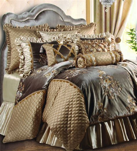 how to create a luxury master bedroom taupe bedding