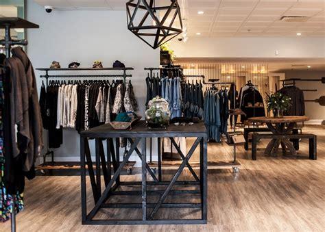 small garment interior design home design fashion shop