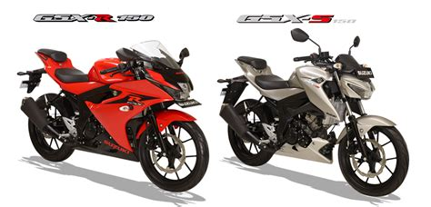 Suzuki Indonesia Motor Suzuki Gsx R150 And Gsx S150 Officially Unveiled In