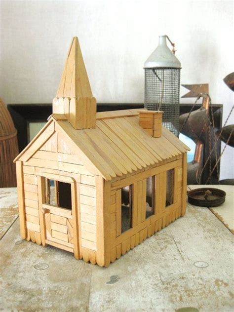 popsicle stick house floor plans diy bedroom decor it yourself