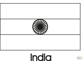 Outline Picture Of Indian National Flag by India Flag Coloring Page Free Printable Coloring Pages