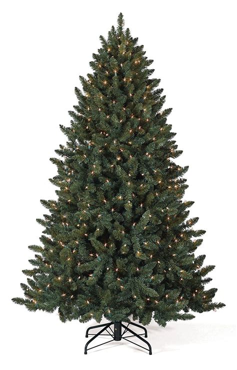 home accents holiday 75 pre lit monterey fir tree replacement lights tree home accents ft pre lit led monterey fir set tree foot