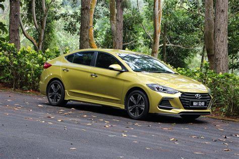 Hyundai Made by Has Hyundai Made A Sleeper Elantra Sport 1 6 Turbo Tested