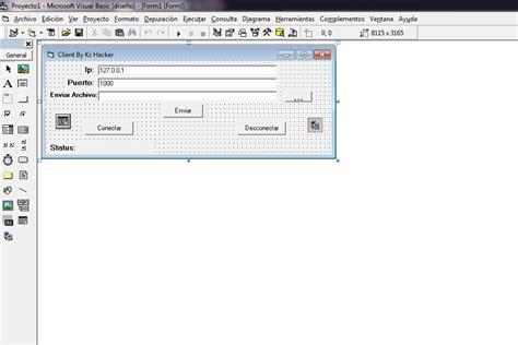 tutorial visual basic 6 tutorial enviar archivo con winsock visual basic 6