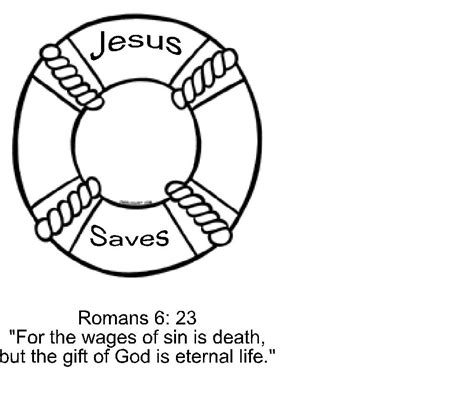 coloring pages jesus saves the random happenings of us jesus saves children s