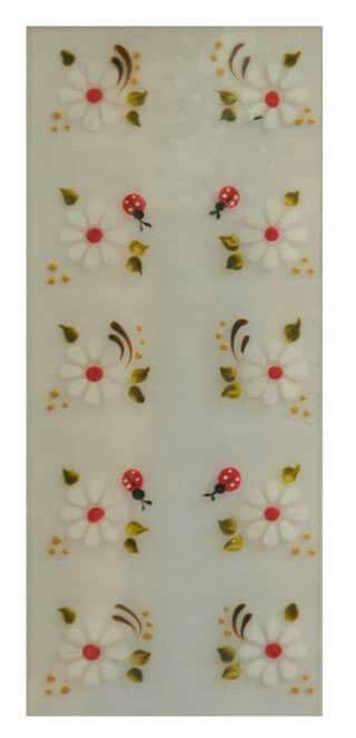 Toe Nail Sticker Kuku Kaki 5128 238 best images about unhas decoradas on nail nail and nail nail