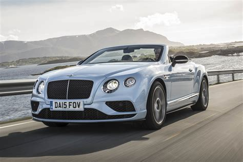 bentley benz the 13 new dream convertibles for summer 2016 bloomberg