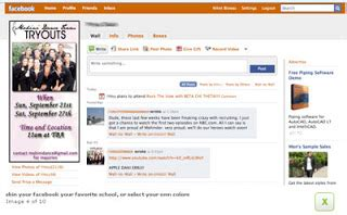 themes facebook mozilla geek search change your facebook skin and boostup