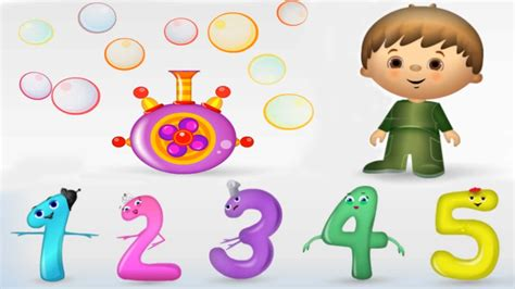 numbers for counting 1 to 10 math