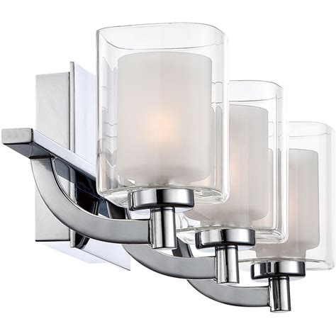 amazon bathroom fixtures quoizel klt8603c kolt bath fixture vanity lighting fixtures amazon com