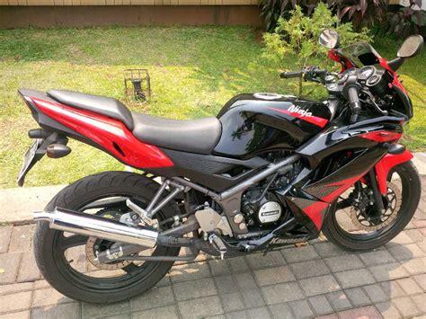 Kawasaki Rr 150 Cc 2016 rr hitam merah 2014 anugerah motor