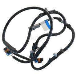 oem fog driving light wiring harness left right for ford duty excursion ebay