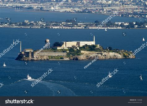 alcatraz prison san francisco bay stock photo 132608