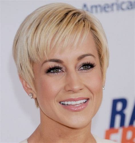why did kelly cacao cut her hair why did kelly pickler cut her hair kelly pickler short