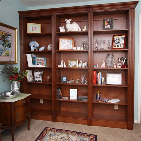 Custom Home Media Center Designs Classy Closets Traditional Bookshelves