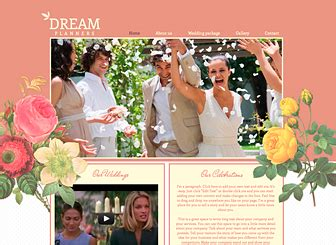 Event Planner Website Template Wix Indian Wedding Planner Website Templates Free