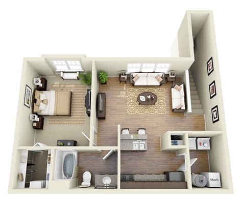 1 bedroom garage apartment floor plans best 25 garage apartment floor plans ideas on