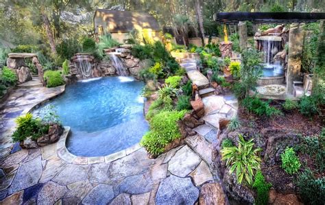 Backyard Designs With Inground Pools Backyard Paradise 30 Spectacular Natural Pools That Will