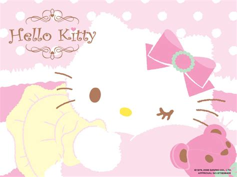 wallpaper hello kitty lucu 60 gambar hello kitty wallpaper lucu dan menggemaskan
