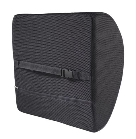 back support cushion for armchair lumbar support cushion redline office chairs