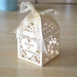 Wedding Guest Gift Wedding Giveaway Gifts For Guests Personalized Wedding Favors And Gifts Box Laser Cut Wedding