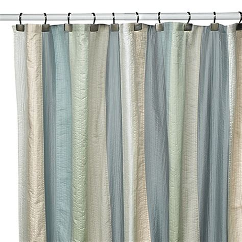 Spa Pastel Shower Curtain Bed Bath Beyond