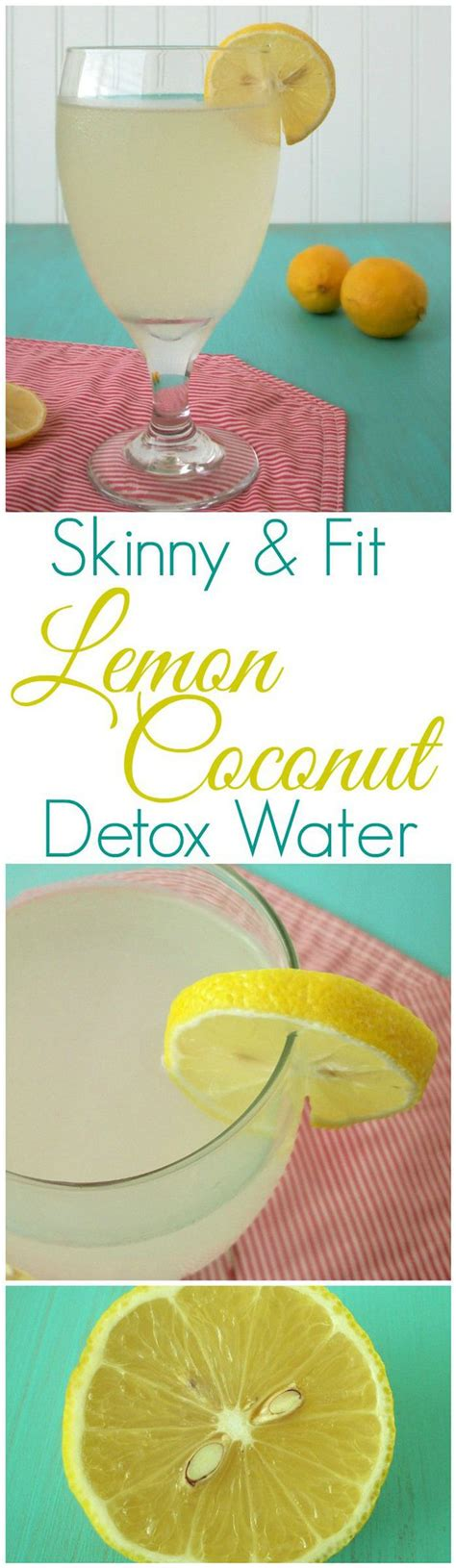 Lemon Water Detox by Detox With These Easy To Make Refreshing Detox Waters