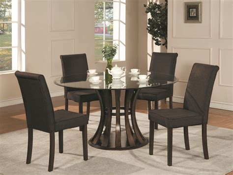 black dining table and chairs stocktonandco