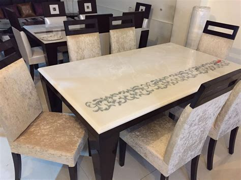 white onyx dining table top for residential project marbonex