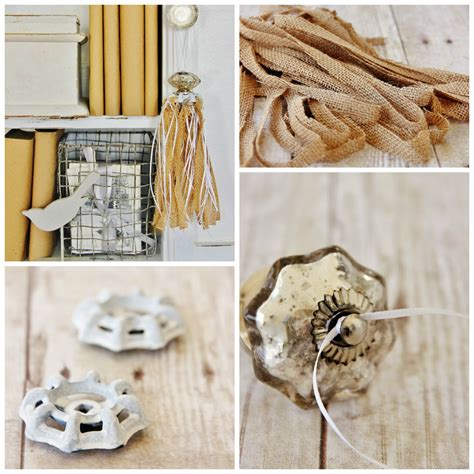 burlap crafts for five easy burlap projects thistlewood farm