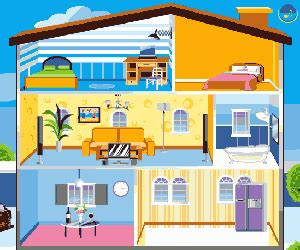 doll house games for kids doll house play free at 85play com