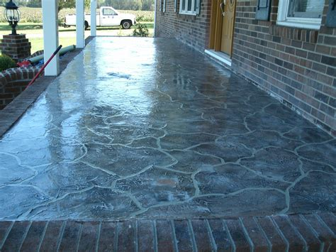 How To Refinish A Concrete Patio patio resurfacing idaho falls area custom concrete