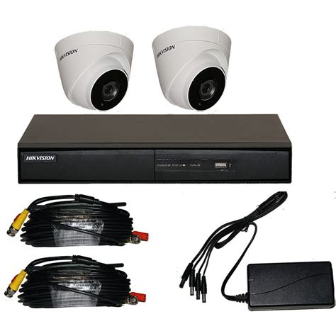 Foto Cctv hd 2 hikvision cctv kit with amazing 40 metre vision