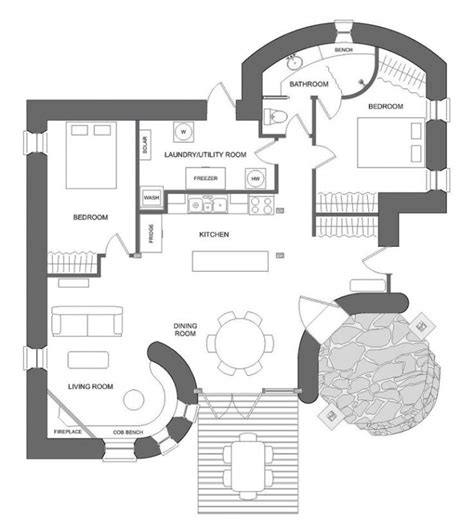 cob home floor plans best 20 cob house plans ideas on pinterest round house
