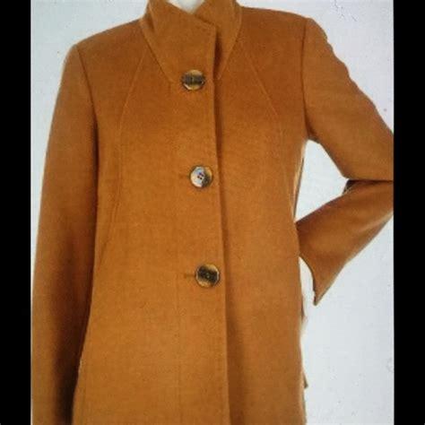 ellen tracy wool blend swing coat 49 off ellen tracy jackets blazers ellen by ellen