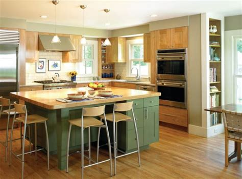 L Shaped Kitchen Island 20 L Shaped Kitchen Design Ideas To Inspire You