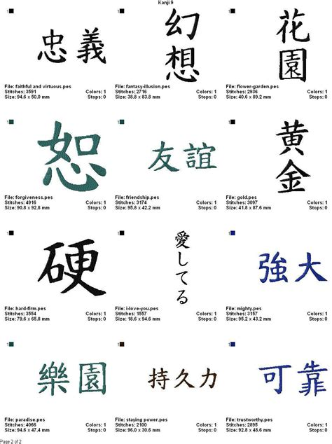 list of tattoo designs list of synonyms and antonyms of the word kanji