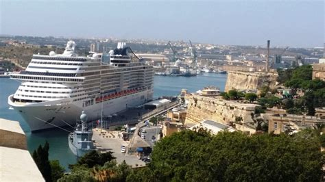porto la valletta malta msc fantasia malta viaggi e turismo